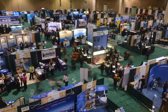 WAI 2018 Exhibit Hall
