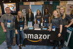 WAI2018 Exhibit Hall—Amazon