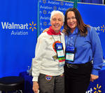 exhibitor Walmart Aviation